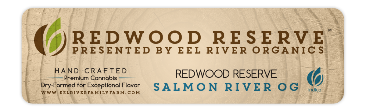 Redwood Reserve hybrid Salmon River OG